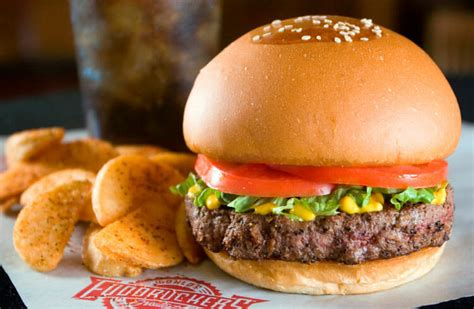 """The World's Greatest Hamburger"": Fuddruckers Healthy ... Arby S Menu Prices"