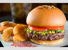 """The World's Greatest Hamburger"": Fuddruckers Healthy ... Arby S Menu"