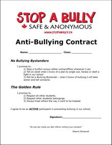 stop a bully teacher resources anti bullying lesson