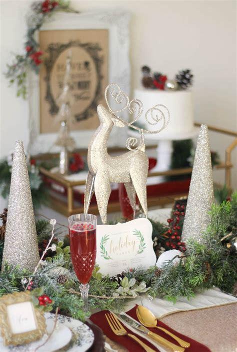 christmas party 2016 ideas kara s ideas dinner kara s ideas