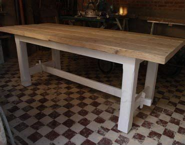 eettafel hout wit onderstel eettafel hout met wit onderstel interior pinterest