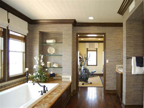 textured bathroom walls photos hgtv