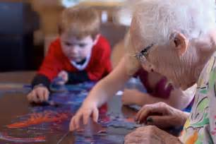 the intergenerational learning center how a preschool