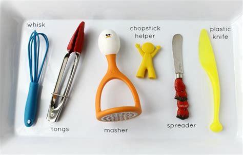 Montessori Kitchen Tools
