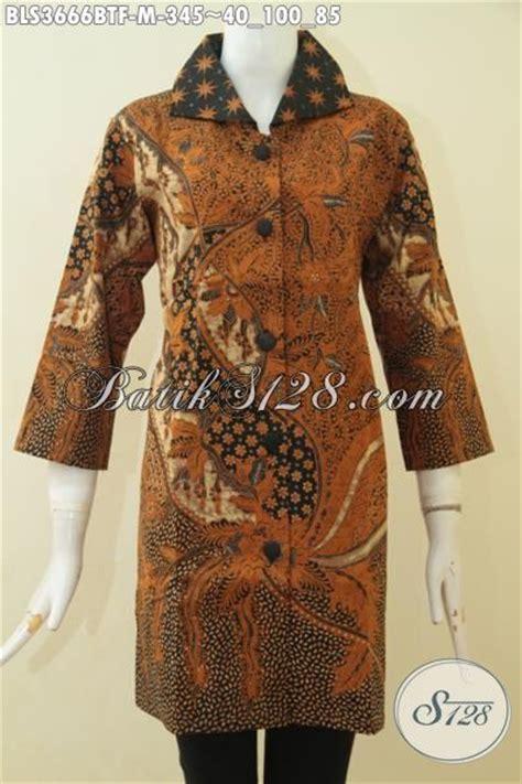 Jual Baju Wanita Elegan Jual Baju Wanita Fashion jual busana batik untuk wanita blus batik klasik