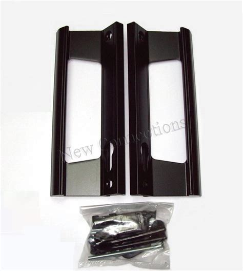 Black Fullex Sliding Patio Door Handles For Aluminium Or Aluminium Patio Door Handles