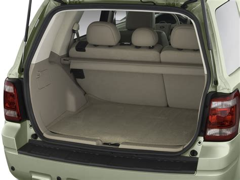 Ford Escape Trunk 2009 Ford Escape Reviews And Rating Motor Trend