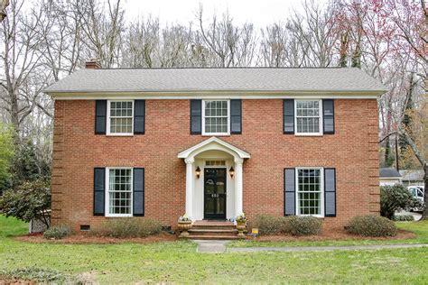 brick house exterior makeover limewash brick exterior makeover plans