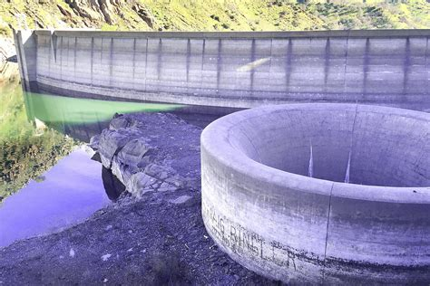 lake berryessa spillway construction drought leaves lake berryessa hoping for more glory days