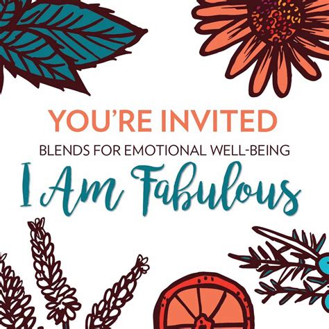 i am fabulous class emotional wellness with essential
