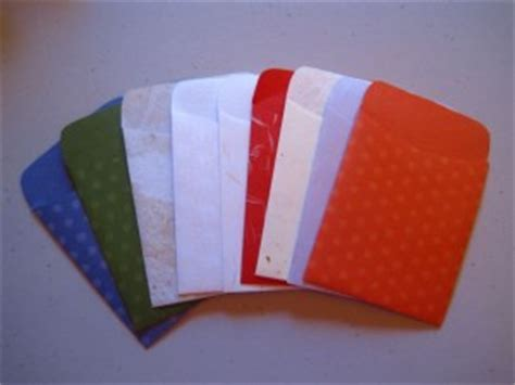 How To Make Pockets Out Of Paper - paper lovely paper library pockets for your