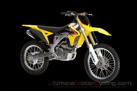 2010 Suzuki Rmz250 Suzuki Rm Z250 Gets Fuel Injected Ultimate Motorcycling