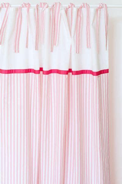 vorhang nahen breite gardinen vorh 228 nge 2 vorh 228 nge breite streifen rosa 145