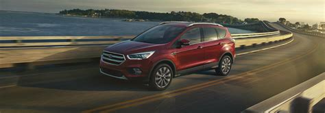2017 ford escape trim levels and features akins ford