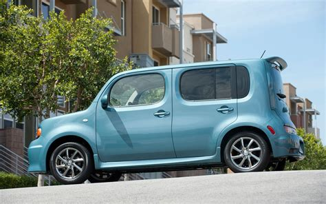 kia cube 2011 nissan cube left photo 5
