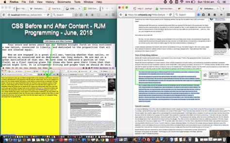 css tutorial before after css before and after content primer tutorial robert