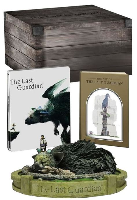 Ps4 The Last Guardian Collectors Edition Reg 3 the last guardian collector s edition ps4 pre order now at mighty ape nz