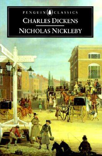 libro nicholas nickleby nicholas nickleby charles dichens pausa caff 232