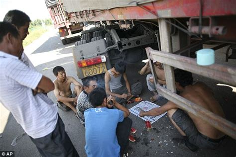 how to become a truck driver for jam china traffic jam enters its 11th day as officials admit