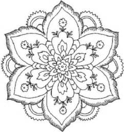 beautiful flower coloring pages beautiful coloring pages for adults flower coloring