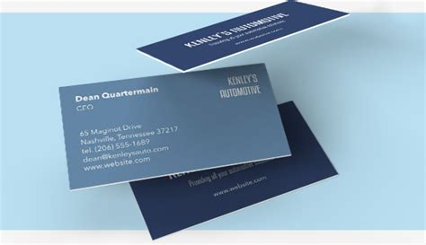 Costco Business Card Printing
