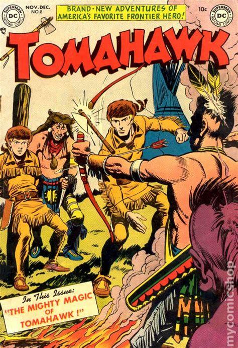 tomahawk for cing tomahawk 1950 comic books