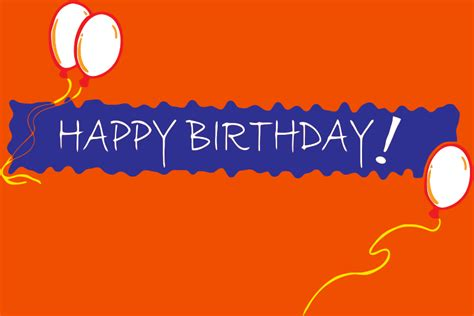 7 Birthday Poster Bookletemplate Org Happy Birthday Poster Template