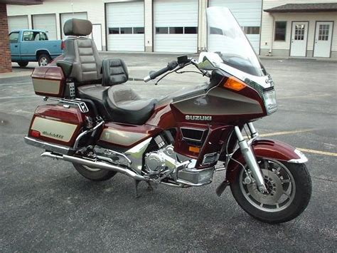 Suzuki Cavalcade Lxe For Sale Buy 1987 Suzuki Cavalcade Lxe Touring Bike Would On 2040 Motos