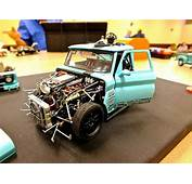 Revell Trucks Pickup Plastic Model Kits  Autos Post