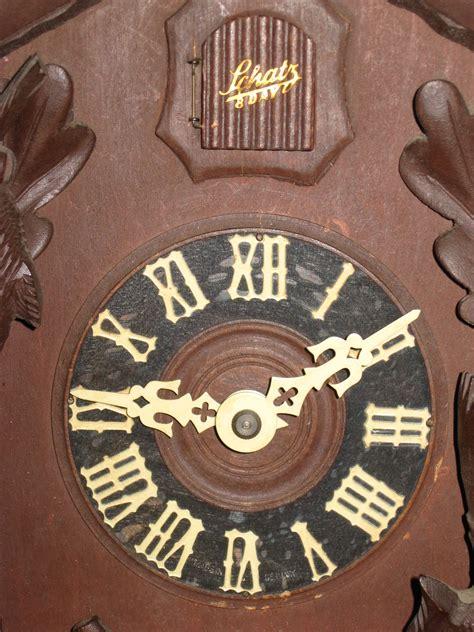 schatz cuckoo clock dated   october  clockinfocom