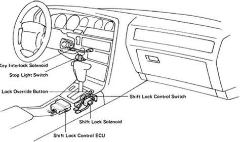 service manual how to change shift interlock solenoid 2012 aston martin rapide p0770 lexus