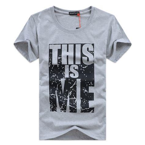 Fashion Mens T Shirt fashion t shirts mens style