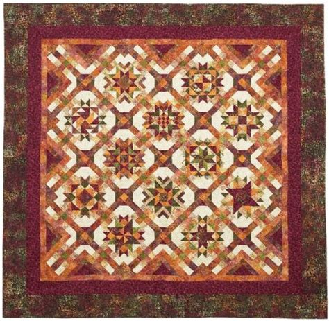 Wina Batik mulberry block of the month beautiful batiks in shades of mulberry green and gold