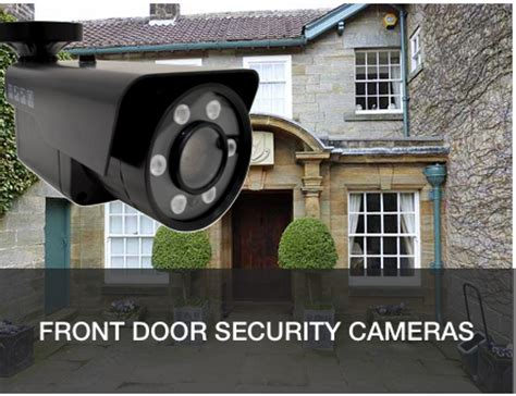 Front Door Security Cameras Front Door Surveillance Pictures To Pin On Pinsdaddy