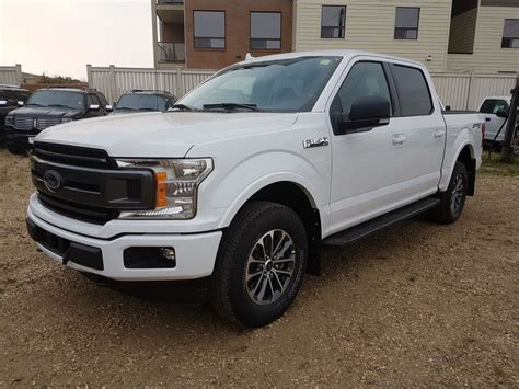 New Ford 2018 F 150 by New 2018 Ford F 150 Xlt Supercrew 145 Quot 4 Door In