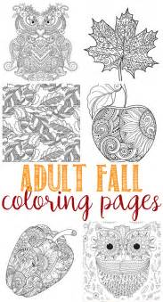 fall coloring pages for adults fall coloring pages for adults domestically speaking