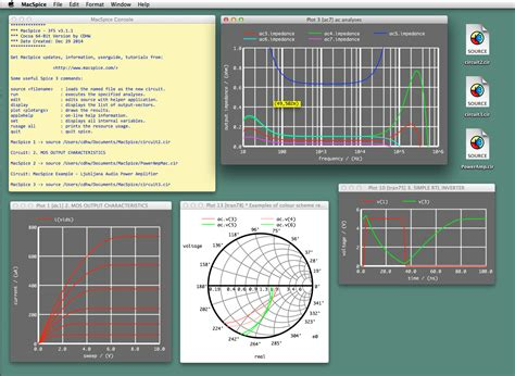 free electronic circuit simulation software mac wiring