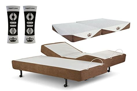 dynastymattress s cape adjustable beds set sleep system leggett platt with 10 inch cool