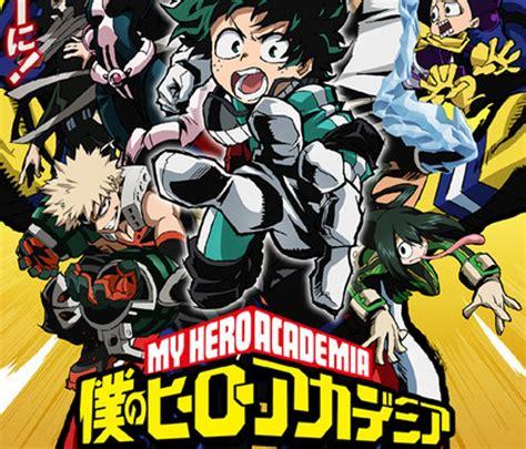 my hero academia 7 my hero academia anime seconda stagione