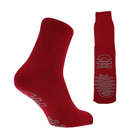 non slip slipper socks mens non slip thermal winter slipper socks 1 pair warm