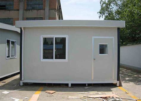 Premanufactured Home small japanese type modified 20ft container house