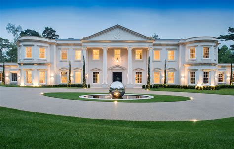 mansion for sale the 163 29million surrey mansion up for sale get surrey