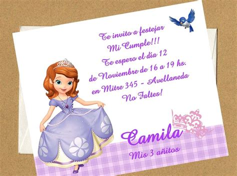 imagenes de cumpleaños para invitaciones tarjetas de invitaci 243 n cumplea 241 os infantiles imagui