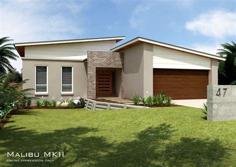 downslope house designs malibu mkii metro downslope design home design tullipan homes