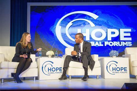 chelsea forum chelsea clinton photos photos 2016 hope global forum