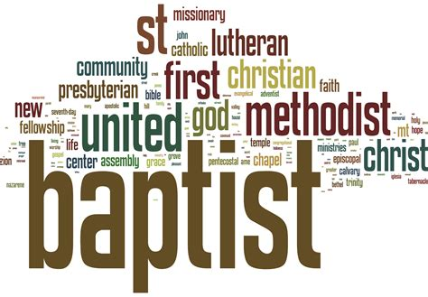 in our own words religious in a changing world books church names in the u s 171 openbible info