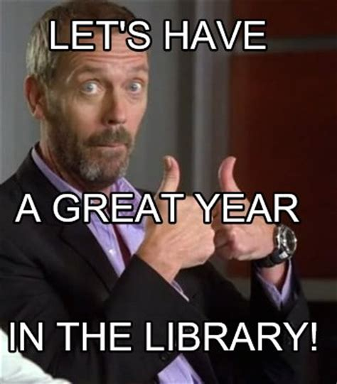 Lets Have Sex Meme - meme creator let s have in the library a great year
