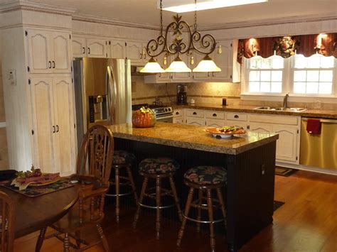 faux kitchen cabinets faux finish oak kitchen cabinets traditional kitchen