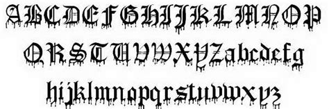 blood tattoo font generator old english tattoo letters old english letting tattoo