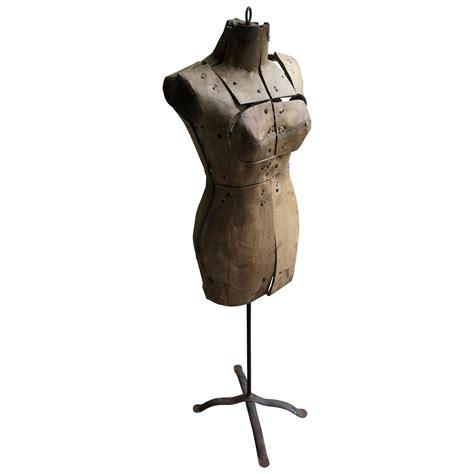 Antique Dress Form Mannequin at 1stdibs
